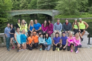 The Amazing Race cast, Season 25