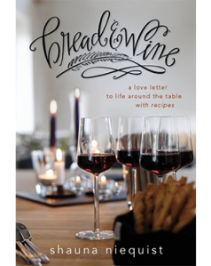 Bread & Wine by Shauna Niequist