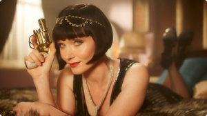 Miss Phryne Fisher of Miss Fisher's Mysteries