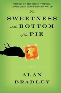 The Sweetness at the Bottom of the Pie by Alan Bradley
