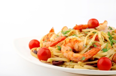 egyptian_food_pasta_with_shrimp