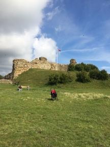 Hastings Castle Ruins